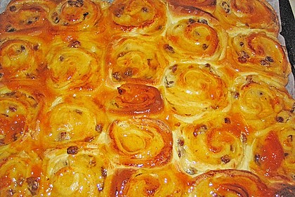 Puddingschnecken - Kuchen 20