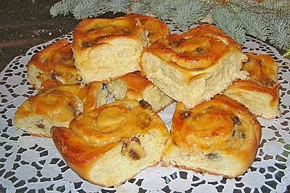 Puddingschnecken - Kuchen 31