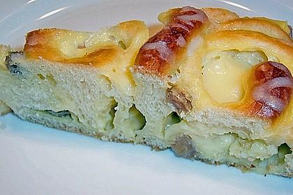 Puddingschnecken - Kuchen 14