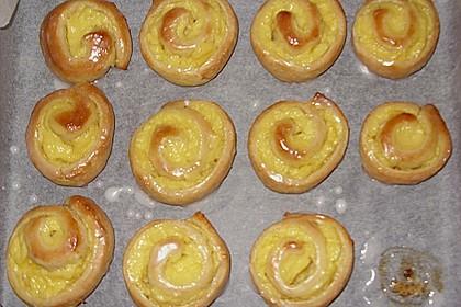 Puddingschnecken - Kuchen 46