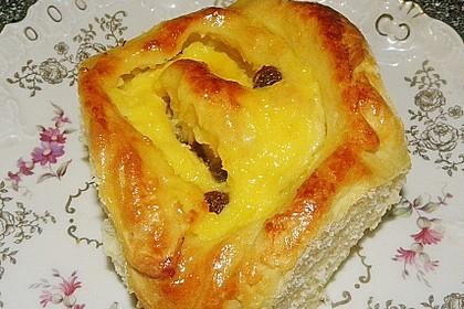 Puddingschnecken - Kuchen 44