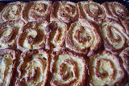Puddingschnecken - Kuchen 50