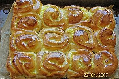 Puddingschnecken - Kuchen 12