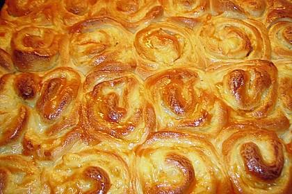 Puddingschnecken - Kuchen 24