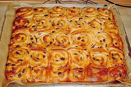 Puddingschnecken - Kuchen 21