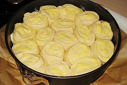 Puddingschnecken - Kuchen 61