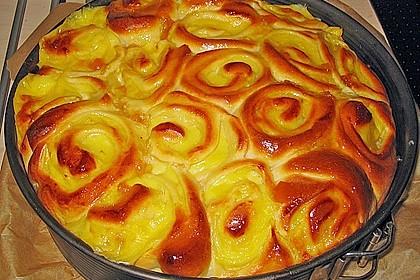 Puddingschnecken - Kuchen 7
