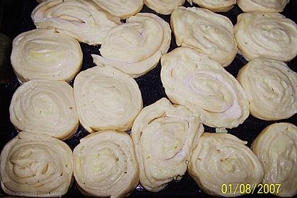 Puddingschnecken - Kuchen 60