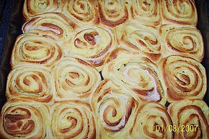 Puddingschnecken - Kuchen 23