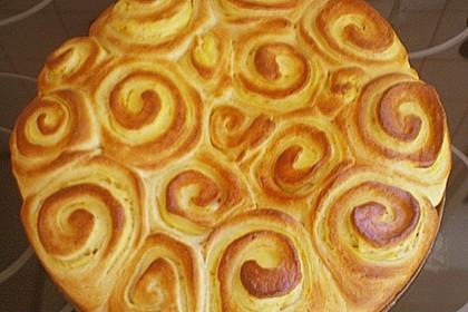 Puddingschnecken - Kuchen 48