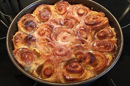 Puddingschnecken - Kuchen 35