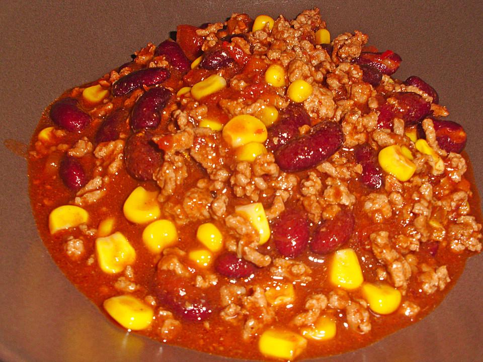 Chili Con Carne Diabolo Ein Raffiniertes Rezept Chefkoch