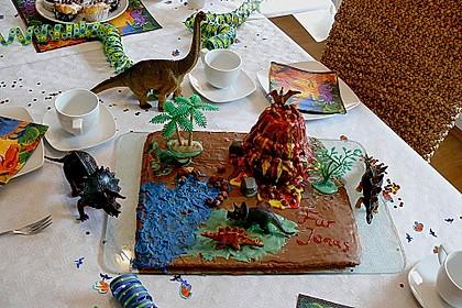 Schokoladentraum-Blechkuchen 14
