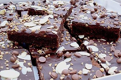 Schokoladentraum-Blechkuchen 1
