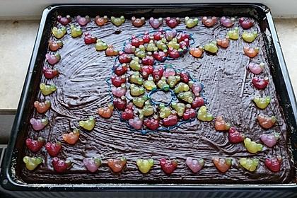 Schokoladentraum-Blechkuchen 20
