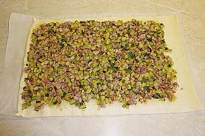 Zucchinistrudel 15