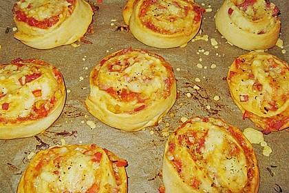 Pizzaschnecken 11