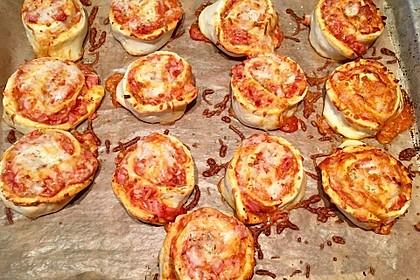 Pizzaschnecken 14