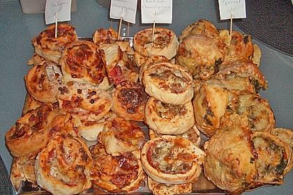 Pizzaschnecken 12
