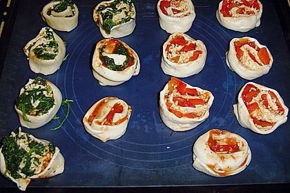 Pizzaschnecken 26