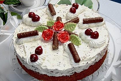 Amicelli - Kirsch - Torte