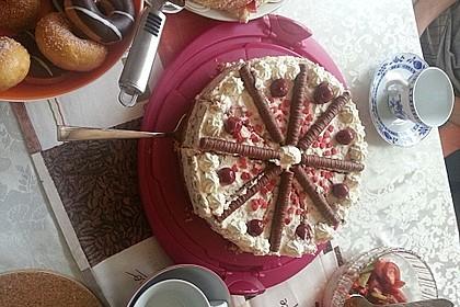 Amicelli - Kirsch - Torte 4