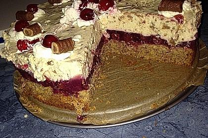 Amicelli - Kirsch - Torte 11