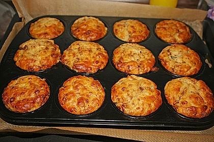 Gyros - Tsatsiki - Muffins 1