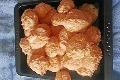 Kokosmakronen (Bild)
