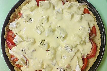 Leichte Tomatentarte mit Camembert 82