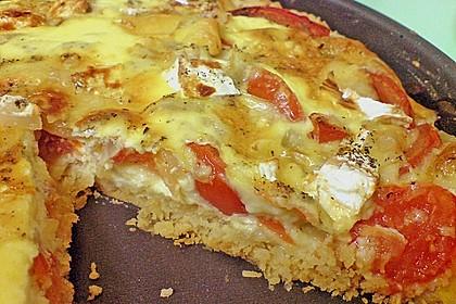 Leichte Tomatentarte mit Camembert 57