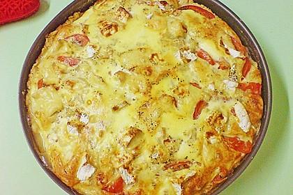 Leichte Tomatentarte mit Camembert 81