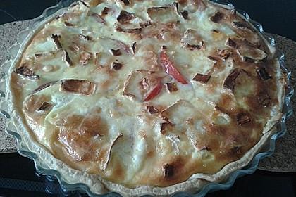 Leichte Tomatentarte mit Camembert 75