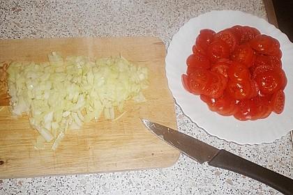 Leichte Tomatentarte mit Camembert 111