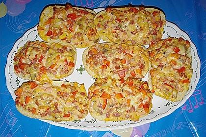 Annikas Pizza - Brötchen 1