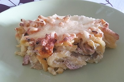 Käse-Spätzle-Auflauf 17