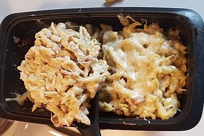 Käse-Spätzle-Auflauf 22