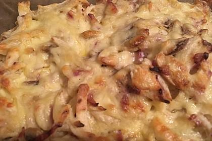 Käse-Spätzle-Auflauf 10
