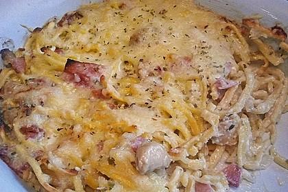 Käse-Spätzle-Auflauf 14