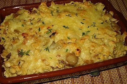 Käse-Spätzle-Auflauf 5