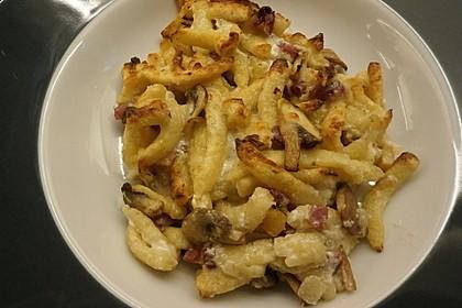Käse-Spätzle-Auflauf 34