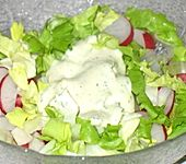 Joghurt - Crème fraiche - Dressing (Bild)