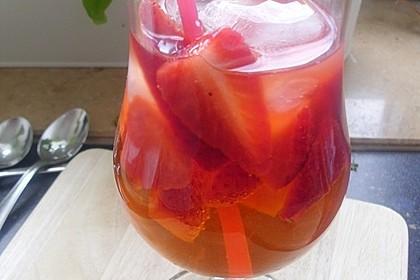 Die Erdbeerbowle mit dem sagenhaften Aroma 6