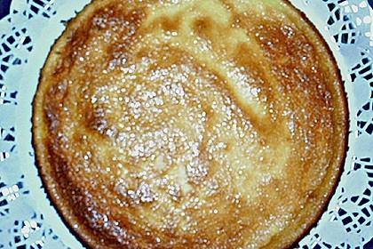 Quark - Obst - Torte 1