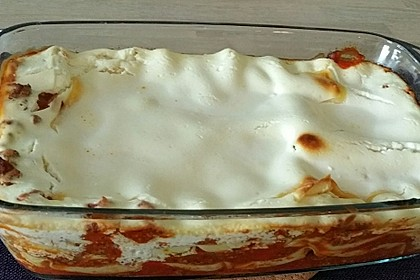 Idiotensichere Lasagne 48