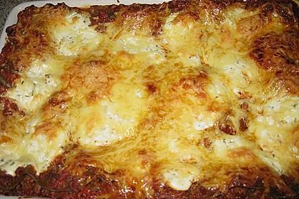 Idiotensichere Lasagne 75