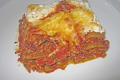 Idiotensichere Lasagne 55