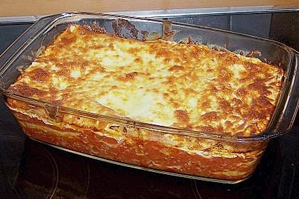 Idiotensichere Lasagne 32