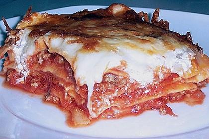 Idiotensichere Lasagne 16