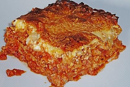 Idiotensichere Lasagne 26